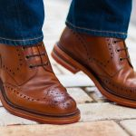 Comfortable men's dress shoes