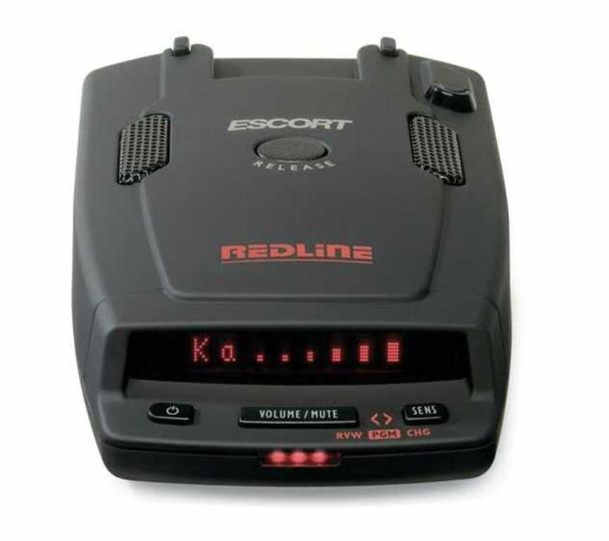 Escort Redline Radar Detector >> Best Radar Detectors To Keep You Covered And Clear False ...