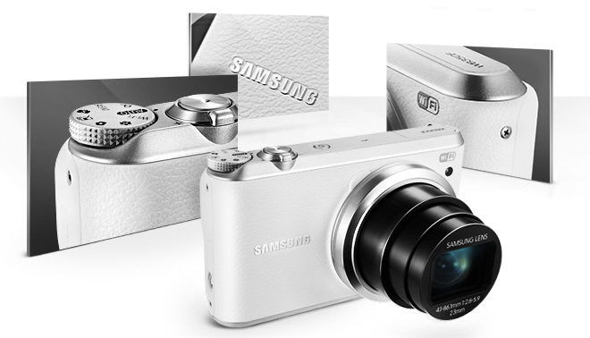 Samsung EC-WB350F - best digital camera under 300